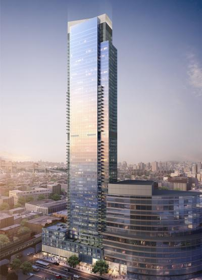 Chris Xu secures $502M construction loan for tallest condo in Queens