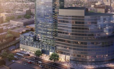 Queens' Tallest Tower Project Lands $502M Construction Loan